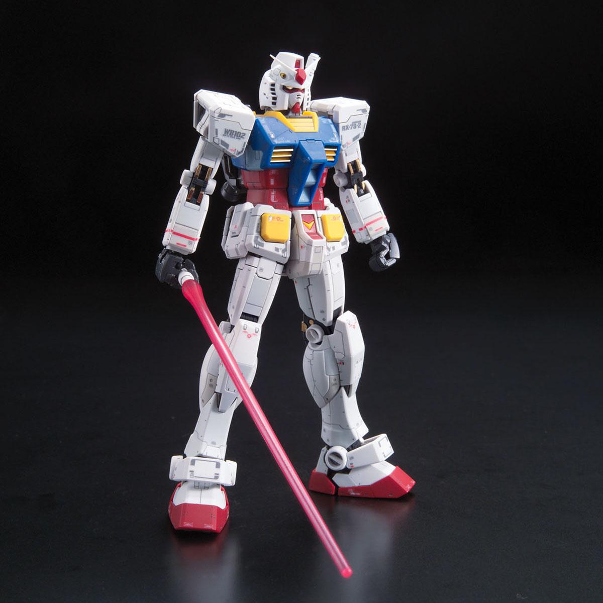 【現貨】BANDAI 1/144 RG #01 30週年 RX-78-2 鋼彈