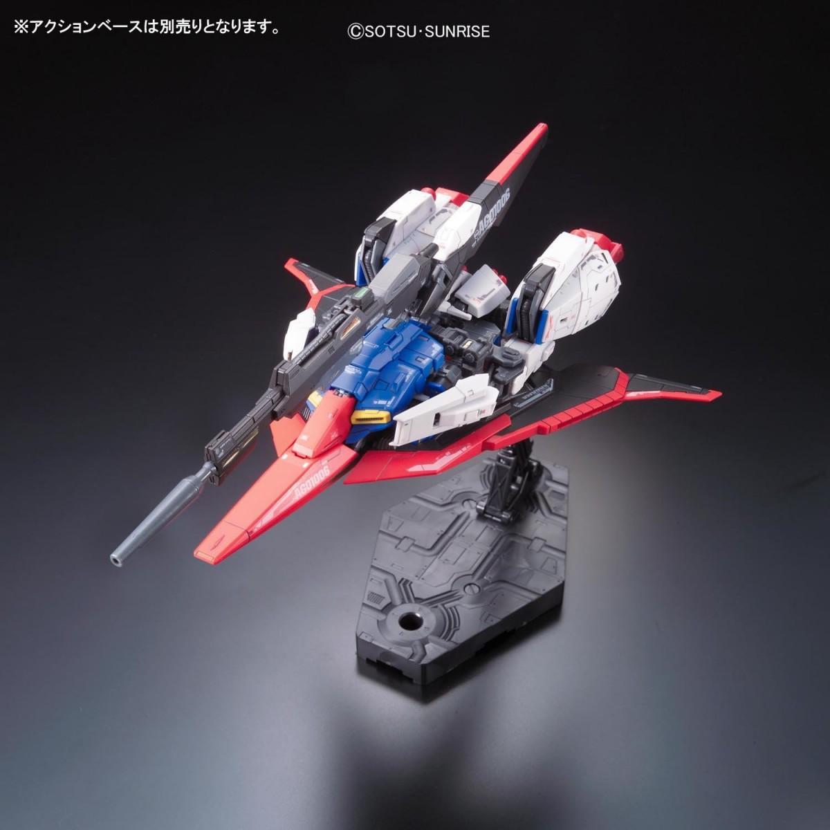 【現貨】BANDAI 1/144 RG #10 Z 鋼彈